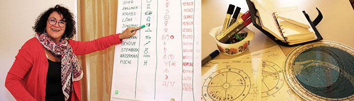 Ausbildung Astrologie